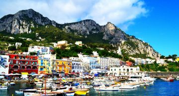 Capri Adası Gezi Rehberi – Amalfi Sahil Kasabaları Keşif Notları
