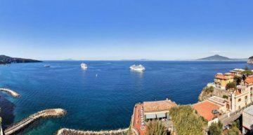 Güney İtalya Sahilleri – Amalfi Kıyıları-Sorrento-Positano-Ravello-Napoli-Pompei