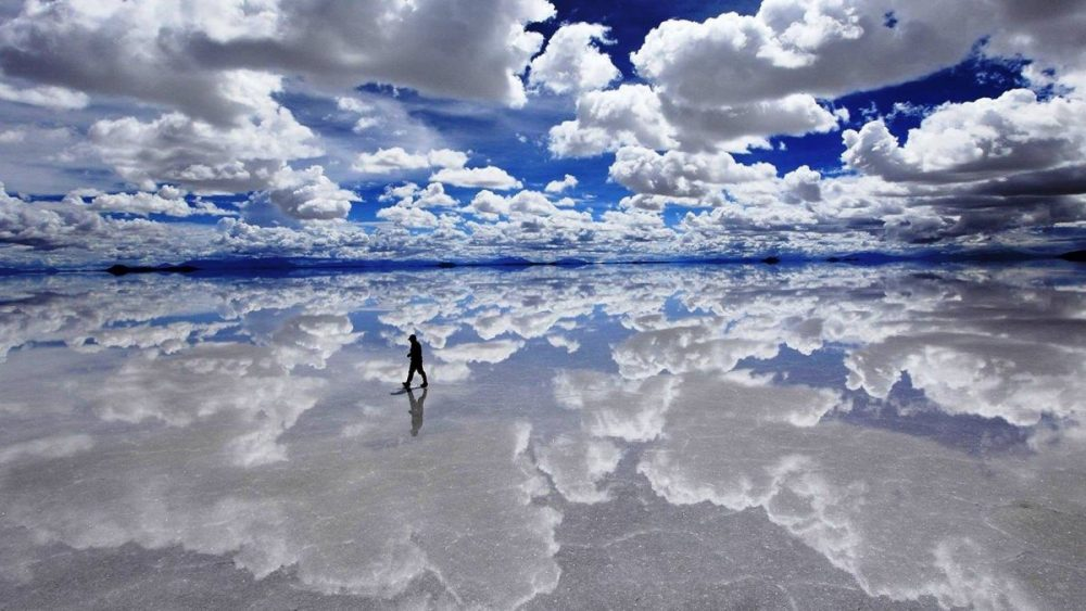 Uyuni Tuz Çölü – Salar De Uyuni