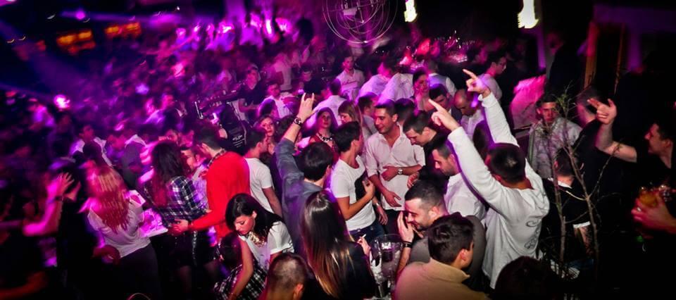 Belgrad gece hayatı