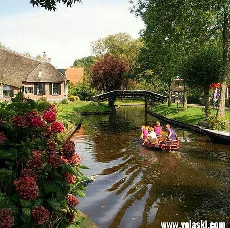 Amsterdam gezi rehberi