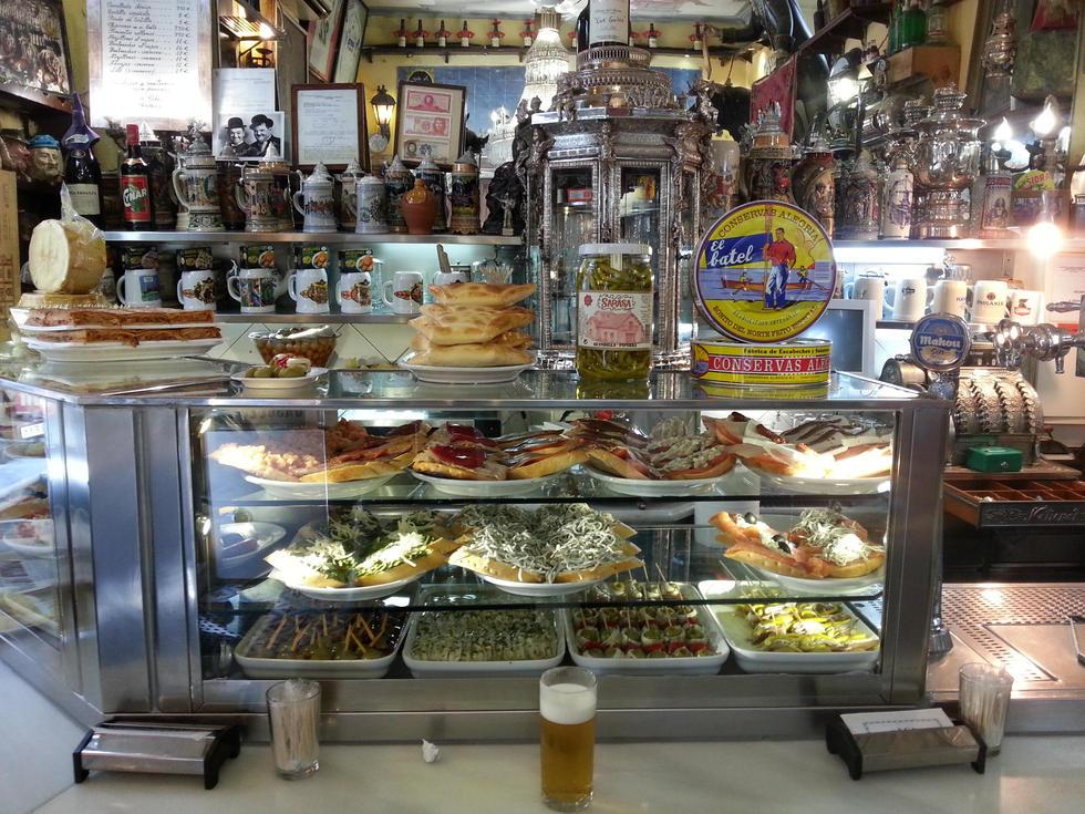 Madrid yeme içme