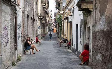 Sicilya Gece Hayatı