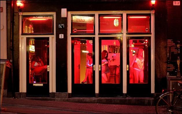 Kırmızı Fener Sokağı