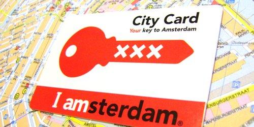 Amsterdam kart