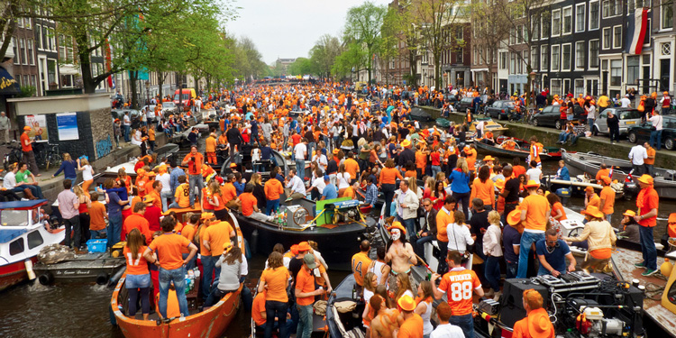 kings day