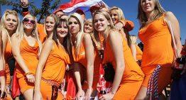 Çılgın Amsterdam King's Day Festivali