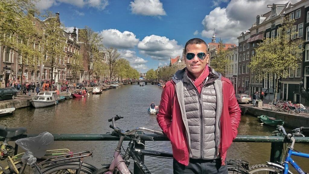 Amsterdam konaklama