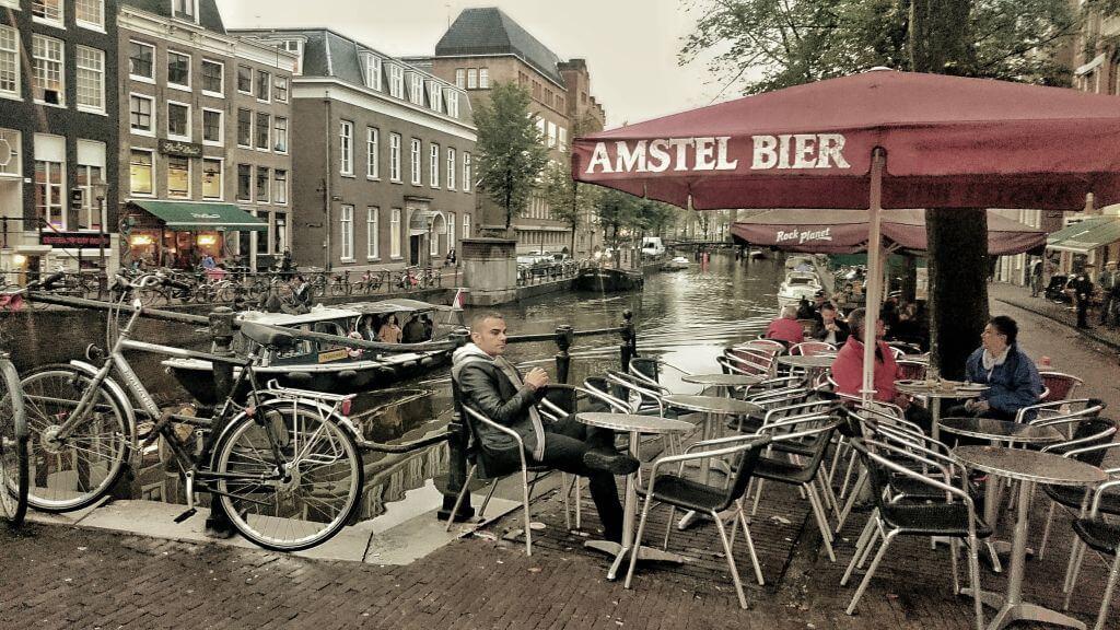 Amsterdam Yeme içme