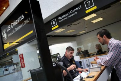 pasaport kontrol