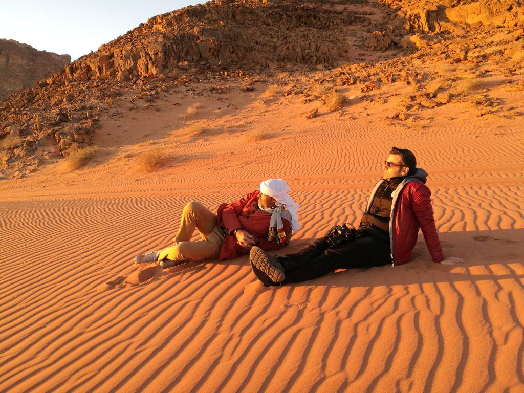 wadi rum gezilecek yerler