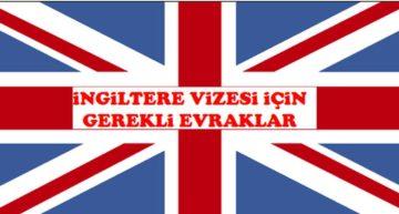 İngiltere Vizesi İle İlgili Bilmeniz Gereken 6 Şey