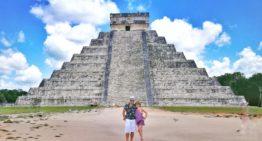 Maya'larla CANCUN'da 1 Hafta