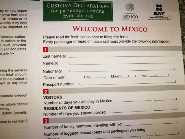 meksika vizesi nasıl alınır